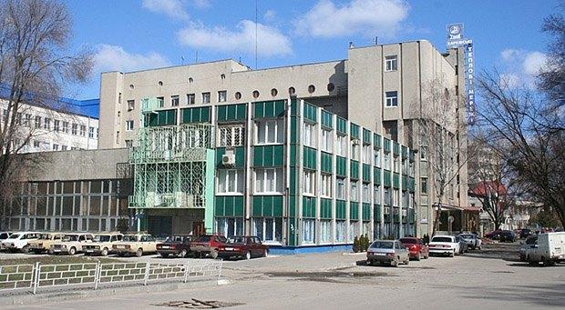 Офис компании Харьковские тепловые сети