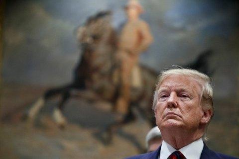 Конгресс США не поддержал начало процедуры импичмента Трампа