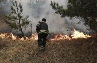 Вогонь у зоні відчуження наблизився на 1,6 км до саркофага на ЧАЕС, - служба з надзвичайних ситуацій ЄС