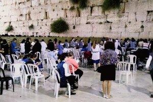 "В Израиле 10 женщин задержали за ""святотатство"" и ""осквернение"" святого места"