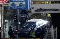 Безробітний на автомобілі протаранив штаб-квартиру владної партії Іспанії