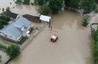 Из-за паводков в Ивано-Франковской области погибли три человека, разрушено 94 моста