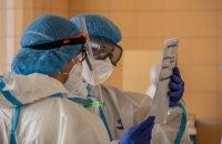 У Києві ще 525 людей захворіли на коронавірус