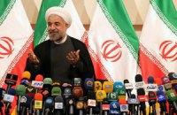 Президент Ірану висунув нові умови для укладення ядерної угоди