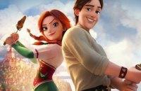 """Українська анімація """"Вкрадена принцеса"""" за перший уїк-енд зібрала майже 21,5 млн грн"""