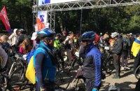 """За підтримки компанії """"Євротермінал"""". Велосотка-2021 зібрала більше двох тисяч учасників з чотирьох країн"""