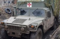 Один военный погиб, двое ранены с начала дня на Донбассе