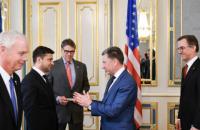 Зеленский призвал США усиливать санкции против России