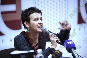 Забужко о письмах Януковичу: интеллигенция играет роль клоаки