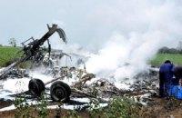 В Польше упал вертолет: три человека погибли