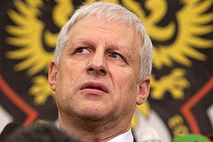 Фурсенко опроверг информацию о сопернике сборной России