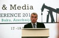 Натиг Алиев: мы готовы загрузить нефтью украинскую трубу
