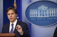 Госсекретарь США обсудил с генсеком НАТО ситуацию на границе РФ и Украины