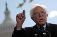 Сенатор Вермонту став п'ятим кандидатом у президенти США