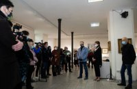 Порошенко показал коллекцию картин искусствоведам и деятелям культуры