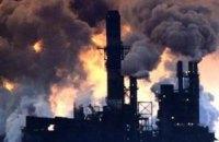 На каждого жителя Донбасса приходится 345 кг выбросов в год