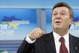 Янукович умеет сидеть в засаде