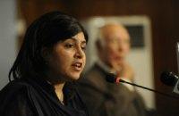 Замглавы МИД Британии ушла в отставку из-за политики страны в секторе Газа