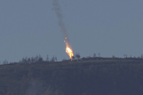 Слідком РФ задумався про порушення справи про загибель пілота збитого Туреччиною Су-24