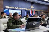 Россия перебросила морскую пехоту с Каспия в Крым