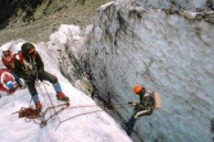 На Кавказе украинские туристы попали под камнепад