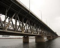 Мост в Днепродзержинске могут закрыть на 6-8 месяцев