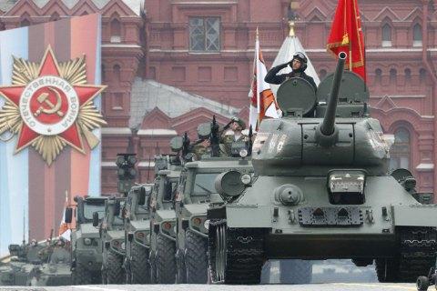 РФ намерена пригласить Зеленского на празднование 9 мая в Москве