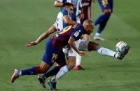 """""""Барселона"""" в очному протистоянні відправила своїх земляків з """"Еспаньйола"""" до Сегунди"""