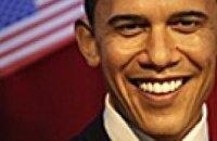 Барак Обама на улицах Парижа собирает туристов