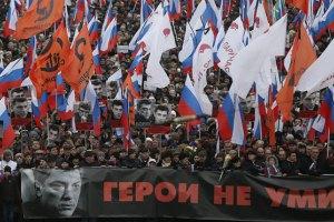 Адвокати Навального попросили звільнити його на похорон Нємцова