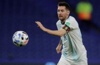 Мессі встановив історичне досягнення в збірній Аргентини