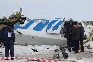 При крушении самолета под Тюменью погиб 31 человек