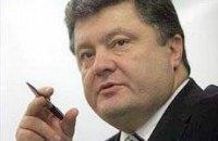 Порошенко увидел сдвиги в отношениях с Россией