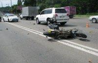 ДТП в Киеве: на Нивках погиб мотоциклист