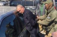 Начальник департамента Одесской ОГА задержан за взяточничество