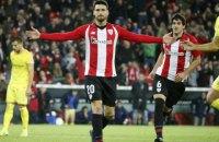 """У чемпіонаті Іспанії гравець """"Атлетика"""" реалізував пенальті без єдиного кроку розбігу"""