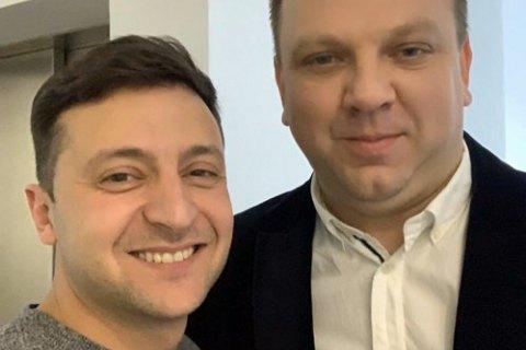 """Организатор концертов """"Квартала"""" стал советником секретаря СНБО"""
