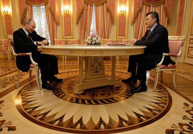 Владимир Владимирович уже откровенно потешается над Виктором Федоровичем