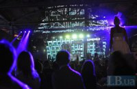 На бывшем заводе металлоконструкций в Киеве стартовал 7-й Гогольфест