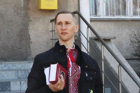Александр Кравченко