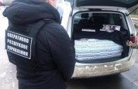 На границе с Венгрией задержали дипломата с партией контрабандных сигарет