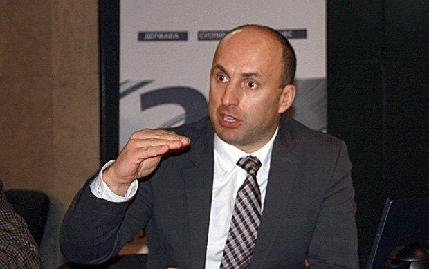 Исполнительный директор Конфедерации строителей Украины Виталий Грусевич