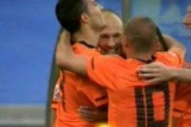 ЧМ 2010: Бразилия в четвертьфинале сыграет с Голландией