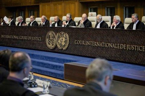 Україна подала в Суд ООН меморандум з доказами у справі проти Росії