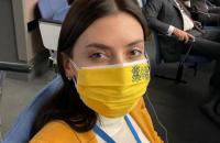 Мезенцеву обрано віцепрезиденткою політичної групи в ПАРЄ