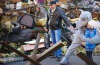 """""""Правый сектор"""" уточнил, что не призывал разбирать баррикады"""