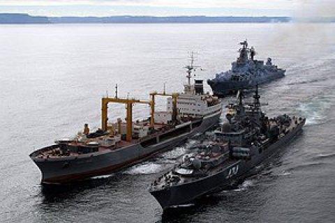 Росія і Китай проведуть спільні навчання вБалтійському морі