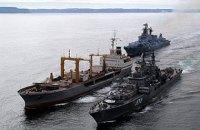 У Балтійському морі пройдуть російсько-китайські навчання
