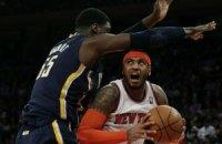 """НБА: """"Нью-Йорк"""" розгромив """"Лейкерс"""""""