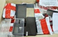 Київські митники затримали ще 162 посилки з Китаю на фіктивні імена